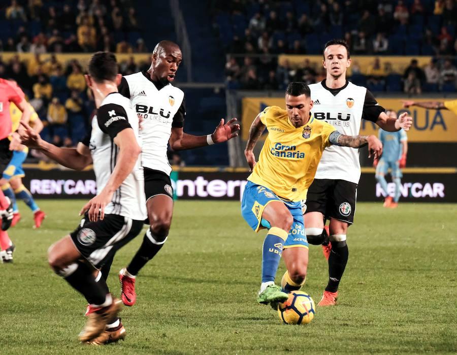Fotos del UD Las Palmas - Valencia CF