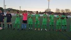 El Calpe juega con los futbolistas detenidos en el once titular