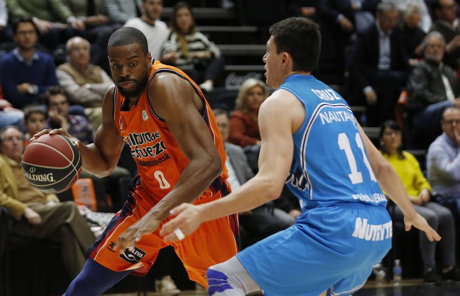 Fotos del Valencia Basket-Montakit Fuenlabrada