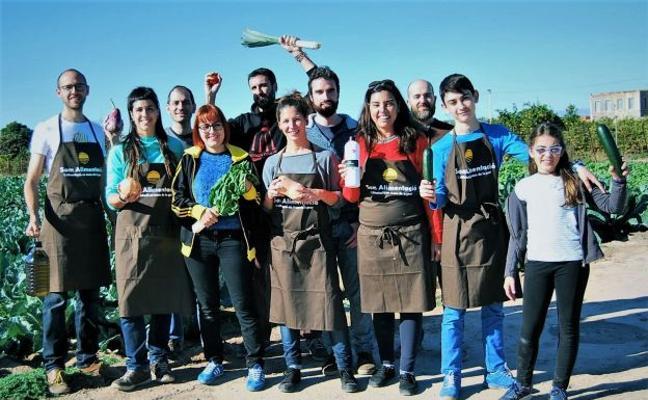 Valencia estrena un supermercado de producto local creado y gestionado por consumidores