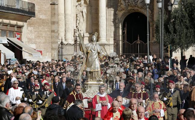 San Vicente Mártir, un santo que dejó huella entre los valencianos