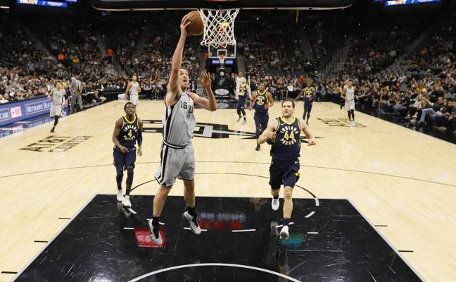 Un buen Pau Gasol no evita la derrota de los Spurs