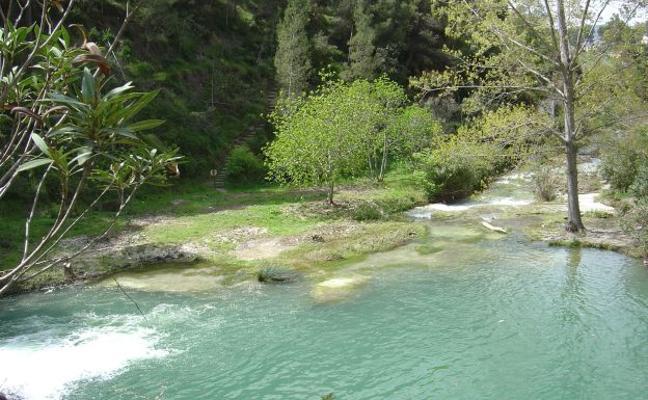 10 parajes del agua de la Comunitat Valenciana