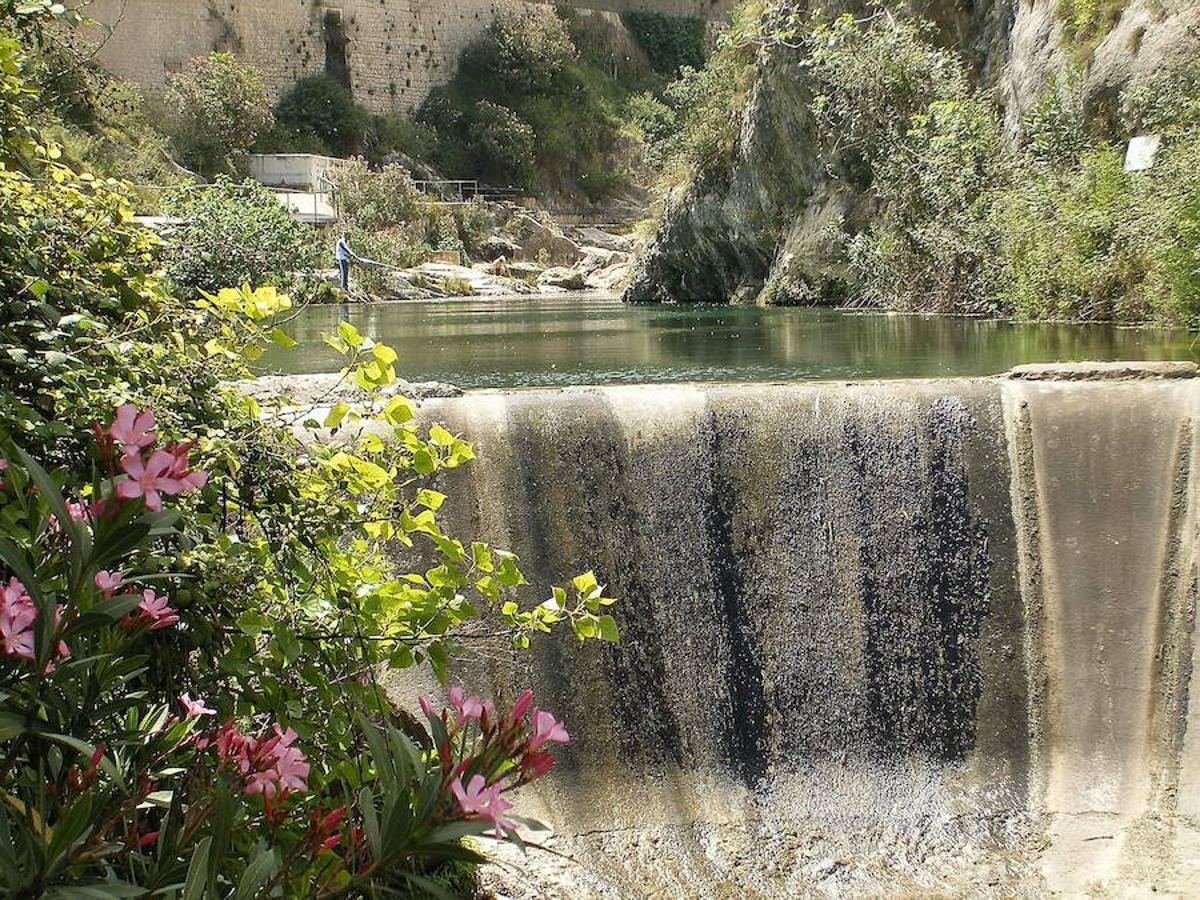 Fotos de los parajes del agua en la Comunitat Valenciana