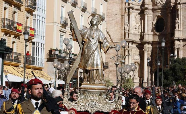 Sol radiante para festejar a San Vicente Mártir