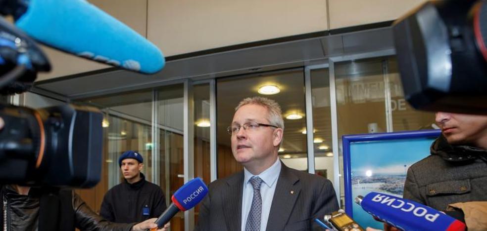 Comienza la audiencia a 39 deportistas rusos suspendidos de por vida