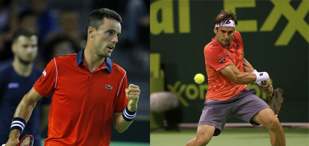 Los valencianos Roberto Bautista y David Ferrer convocados para la Copa Davis