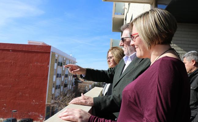La Conselleria de Vivienda saca a la venta una decena de pisos sociales en Torrent