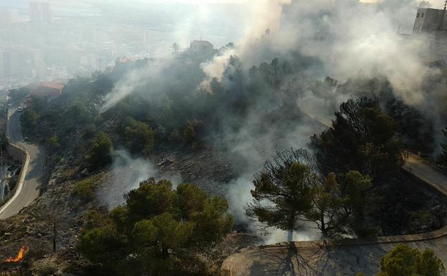 La ley para disparar castillos cerca del monte continúa sin aprobarse a las puertas de Fallas