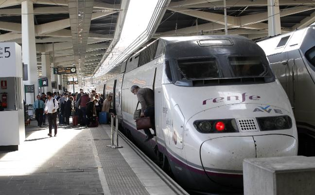 El AVE Castellón-Madrid arranca con cerca de 6.000 billetes vendidos