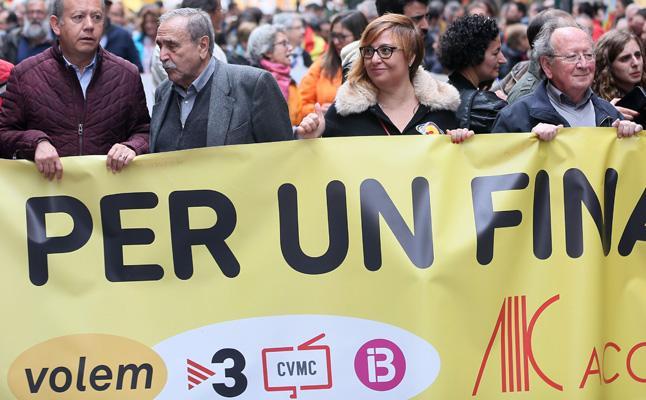 Acció Cultural reclama que se vea TV3 en la Comunitat Valenciana en esta legislatura