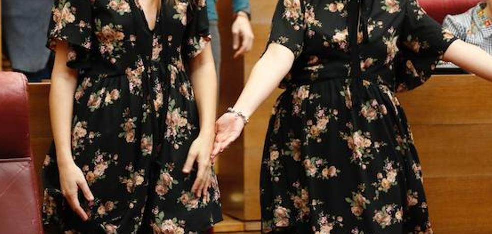 El vestido de 12,99 euros que triunfa en Les Corts Valencianes