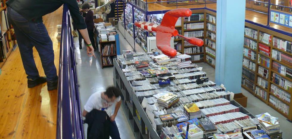 Qué hacer en una tienda de cómics (además de comprar cómics)