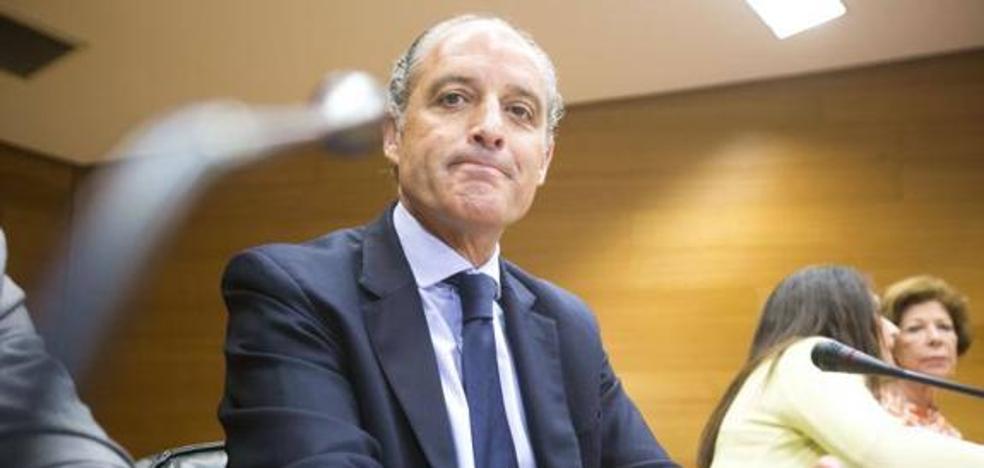 Camps: «No voy a abandonar el Consell Jurídic Consultiu»