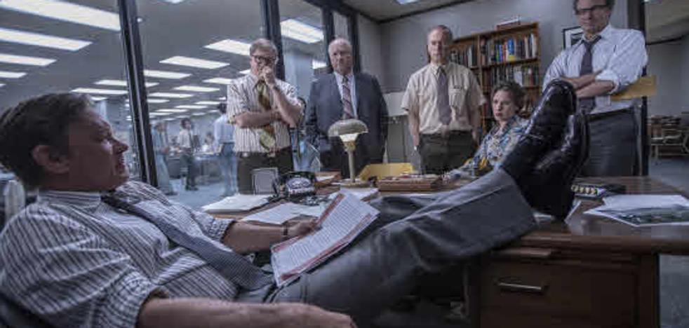 ¿Por qué Spielberg no va a los Oscar?