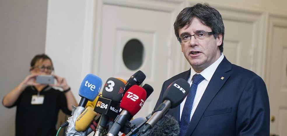 El TC debate hoy si admite a trámite el recurso del Gobierno a la investidura de Puigdemont