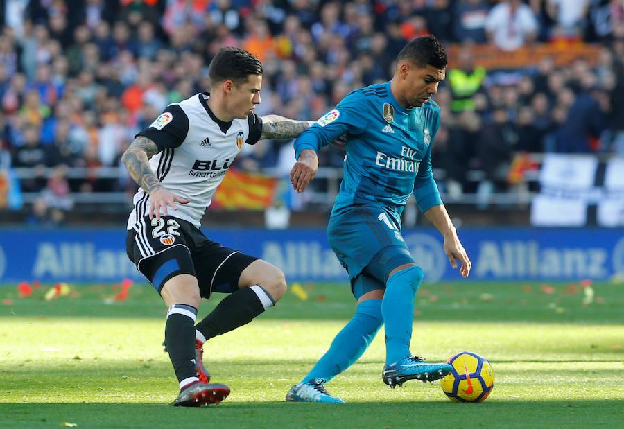 Fotos del Valencia CF-Real Madrid