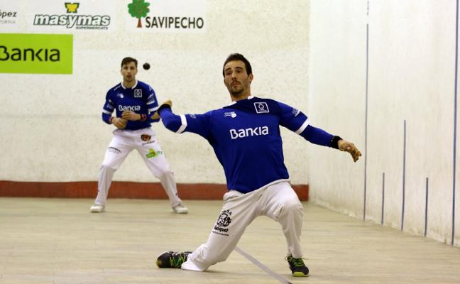 Nacho se agiganta en el estreno triunfal de Puchol II en la Lliga