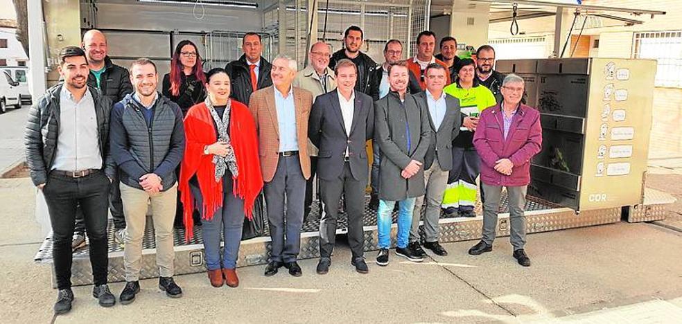 El ecoparque móvil se instalará en la ciudad para facilitar el reciclaje