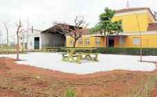 Nuevo jardín urbano en Almussafes