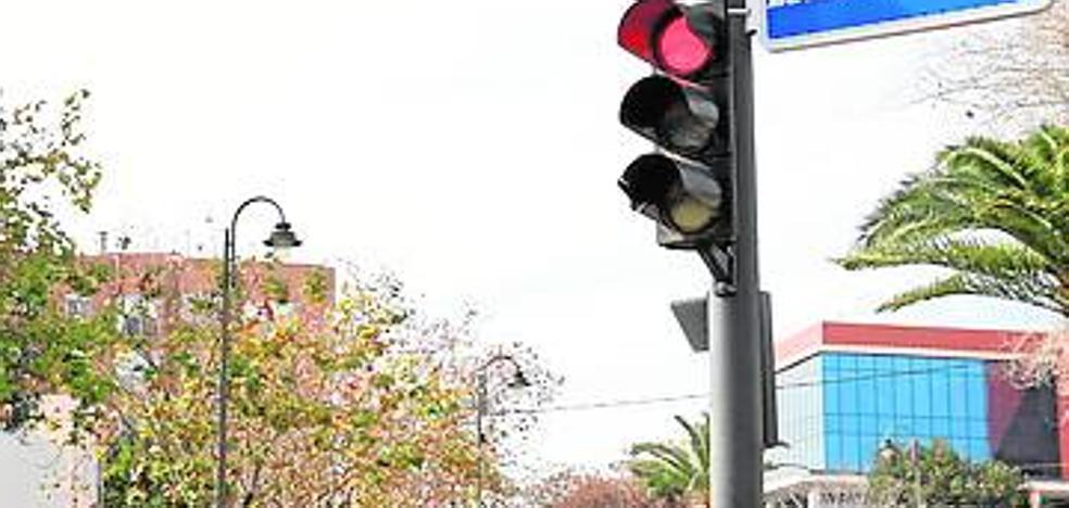 Los caminos escolares cuentan con semáforos inteligentes