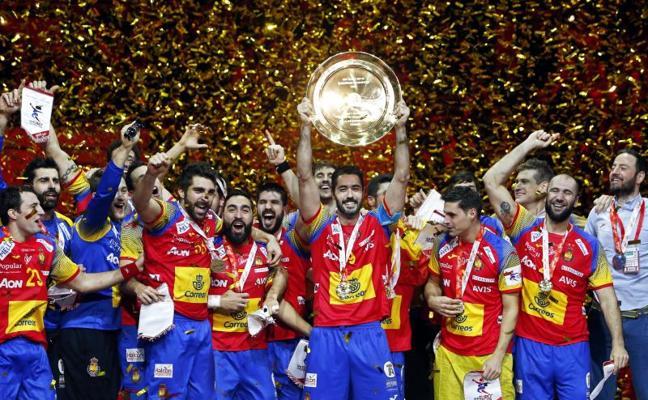 El deporte español celebra el primer título europeo