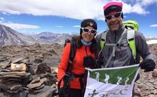 De Rocafort hasta el Everest para luchar contra el cáncer