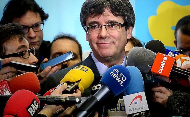 El Constitucional rechaza anular las medidas exigidas para la investidura de Puigdemont