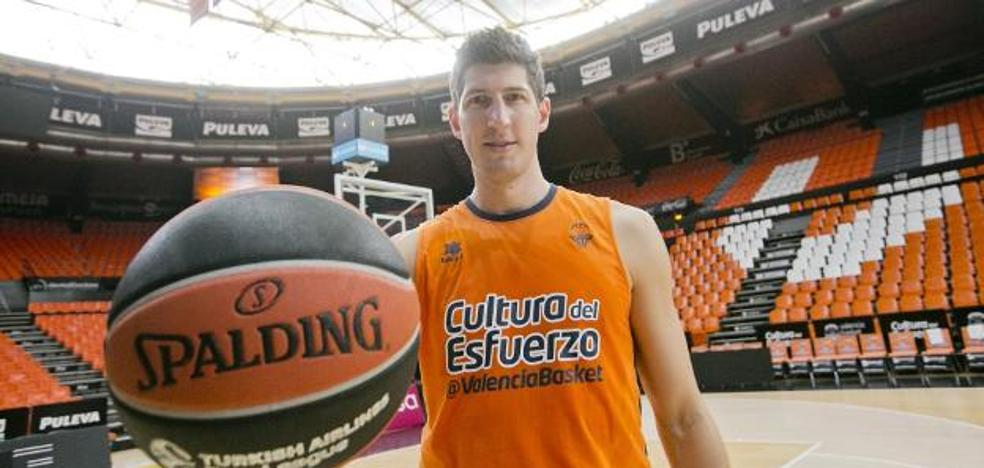 Rudez, cortado por Valencia Basket