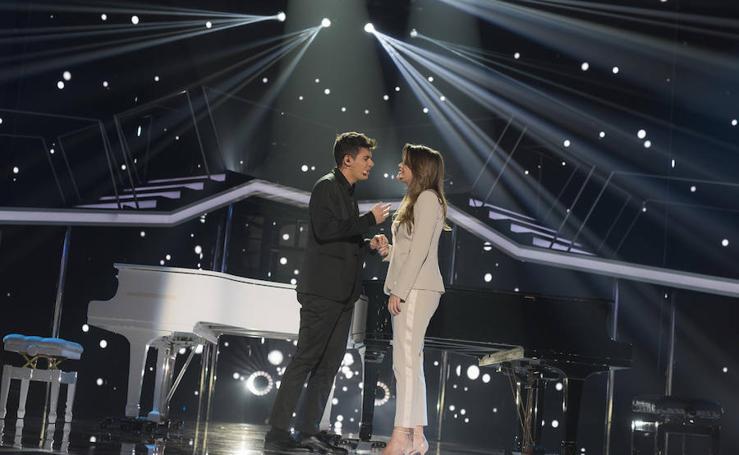Así fue la gala de Eurovisión de Operación Triunfo