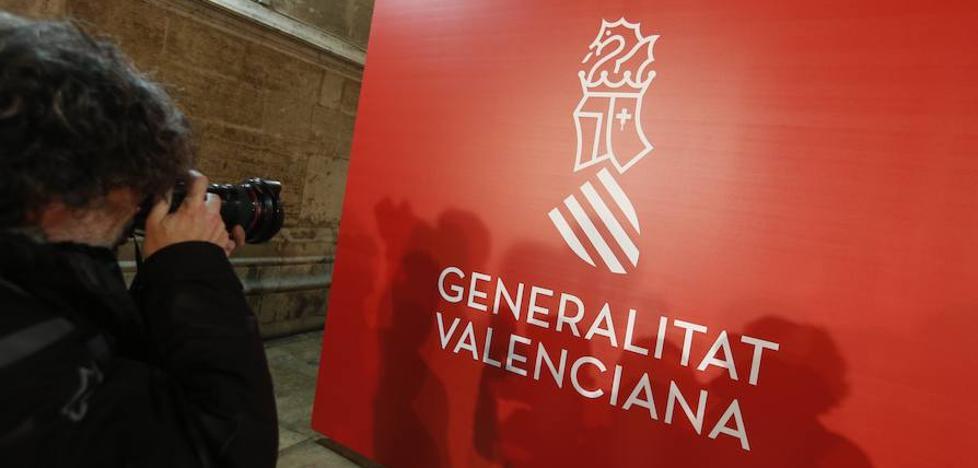 La nueva imagen de la Generalitat