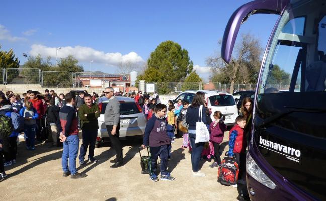 Los alumnos del CEIP Vicent Gironés vuelven a las aulas