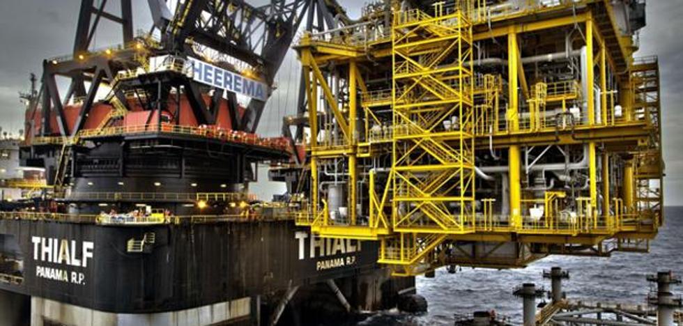 La CNMC paraliza los pagos por la indemnización del almacén de gas Castor