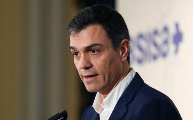 Sánchez exige a Rajoy una «salida política» para Cataluña