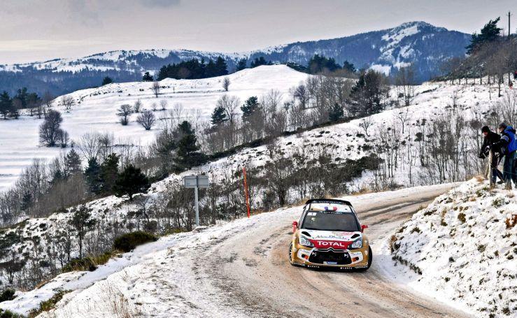 Fotos del Rally de Montecarlo