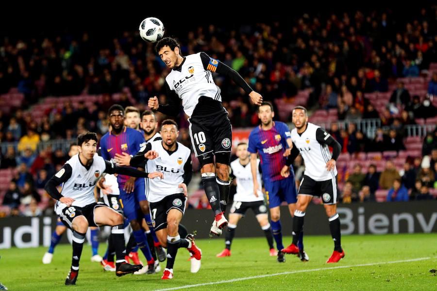 Fotos del FC Barcelona - Valencia CF