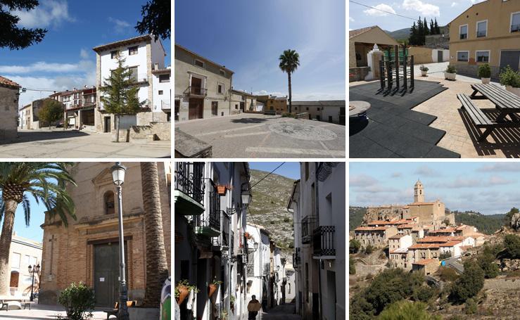 Fotos de los pueblos valencianos más despoblados