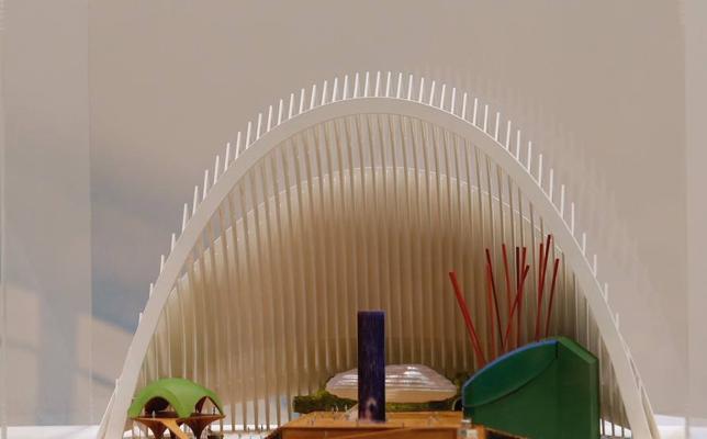 Las obras del Ágora encaran la recta final para dejar paso al CaixaForum