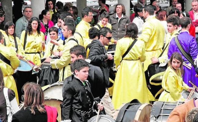La tamborada de Alzira aspira a ser Patrimonio Inmaterial