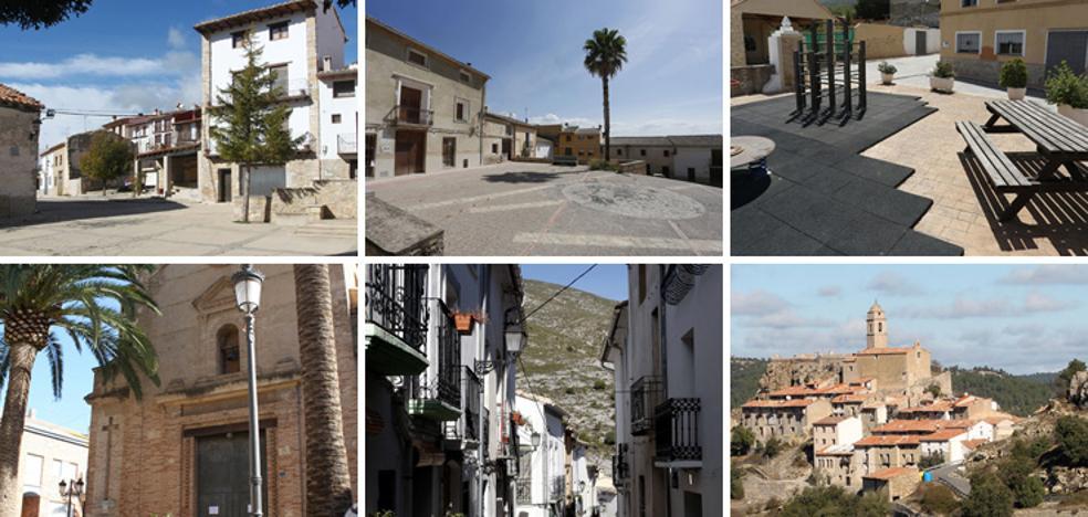 Los pueblos valencianos más despoblados