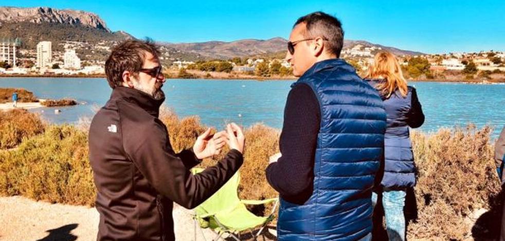 Calpe invertirá 80.000 euros para mantener y conservar las Salinas