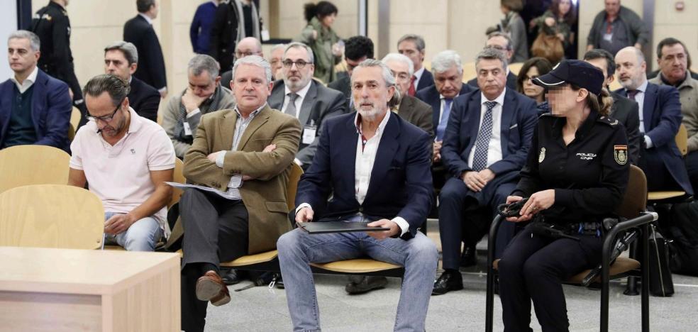 La Generalitat sigue dando contratos a los empresarios de la trama Gürtel