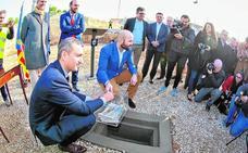El presidente provincial visita varios municipios de La Marina