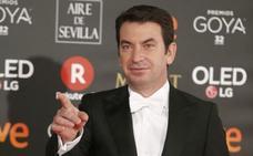La polémica de Arturo Valls en la gala de los Premios Goya 2018