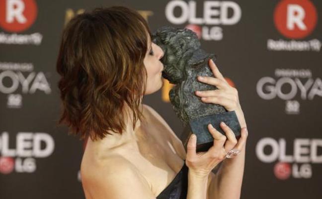 Los Goya lideran la audiencia en su gala menos vista desde 2015