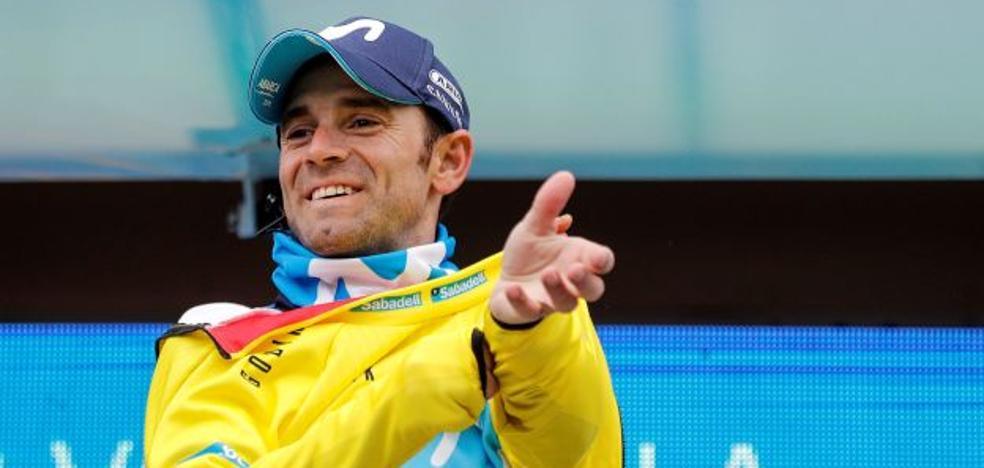 Alejandro Valverde gana la Volta ciclista a la Comunitat Valenciana