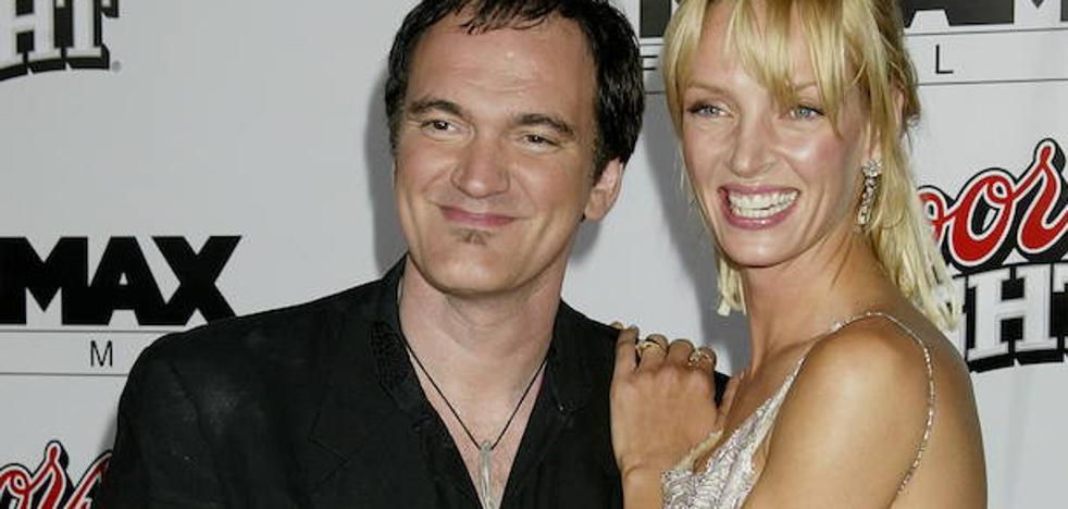 Uma Thurman asegura que Quentin Tarantino intentó matarla en el rodaje de 'Kill Bill'