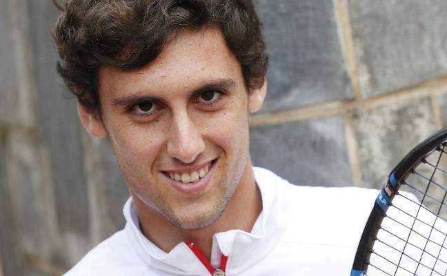 Taberner, a su primer cuadro final de ATP