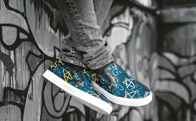 ¿POr qué los jóvenes no llevan zapatos?