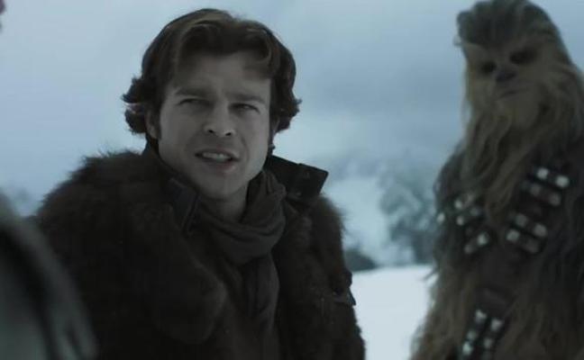Disney muestra el primer tráiler de la película de Han Solo